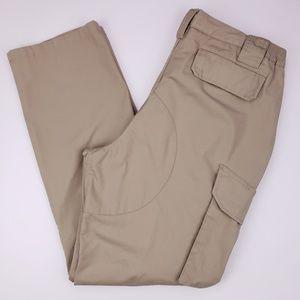 LA Police Gear Tactical Pants 36x34 Beige Tan Sand